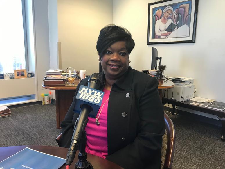Vanessa Garrett Harley, Philadelphia's Deputy Director for Criminal Justice and Public Safety