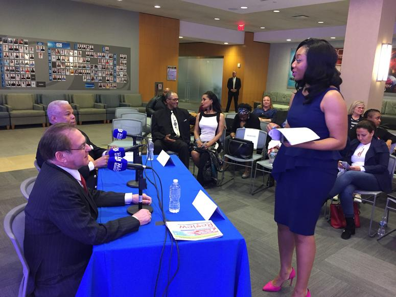 KYW Newsradio Democratic mayoral debate