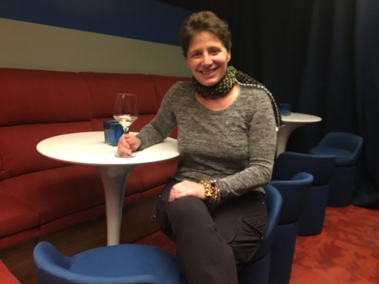 Founding Philly Wine Week Board Member Jill Weber
