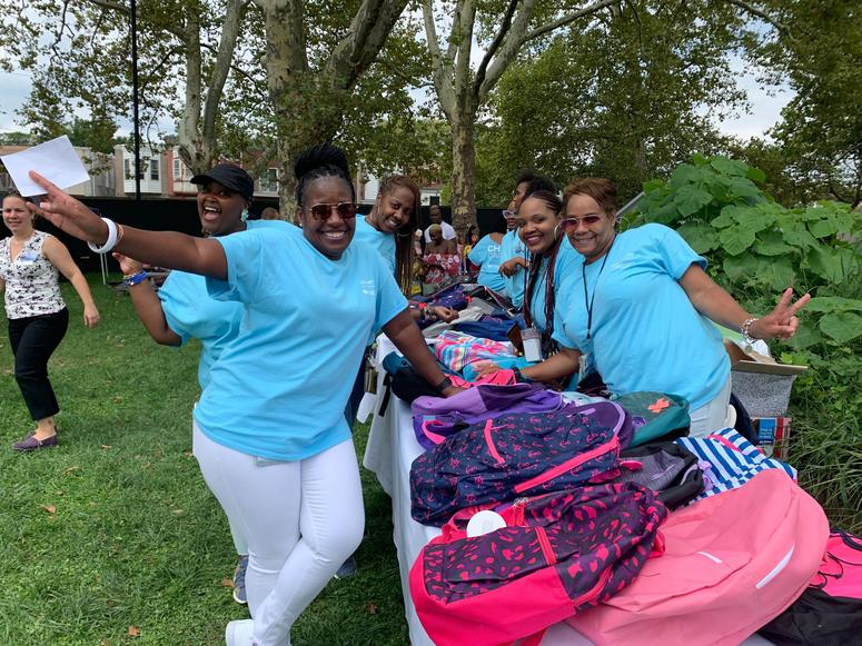 CHOP's annual back to school drive