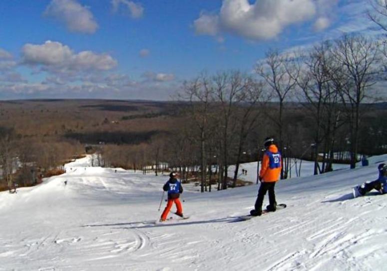 Ski Jack Frost (