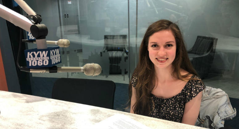 Scholarship recipient, mentee and concert performer Katelyn Cryan speaks about the Danny DeGennaro Foundation's upcoming event.