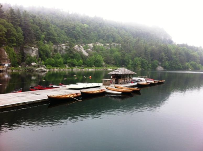 Mohonk Mountain House Lake