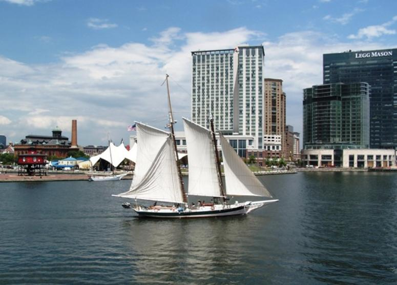 Sail to Lexington Market