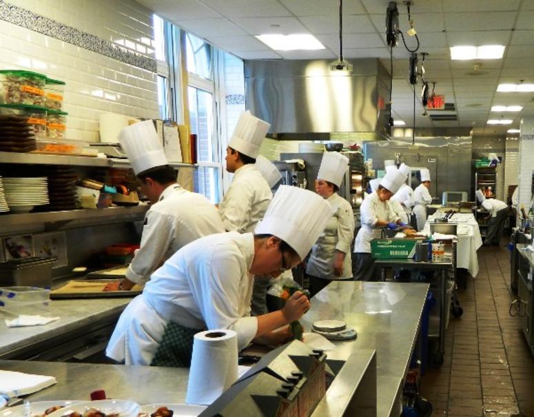 CIA Student Chefs