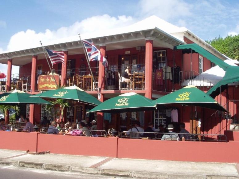 The Swizzle Inn in Bermuda