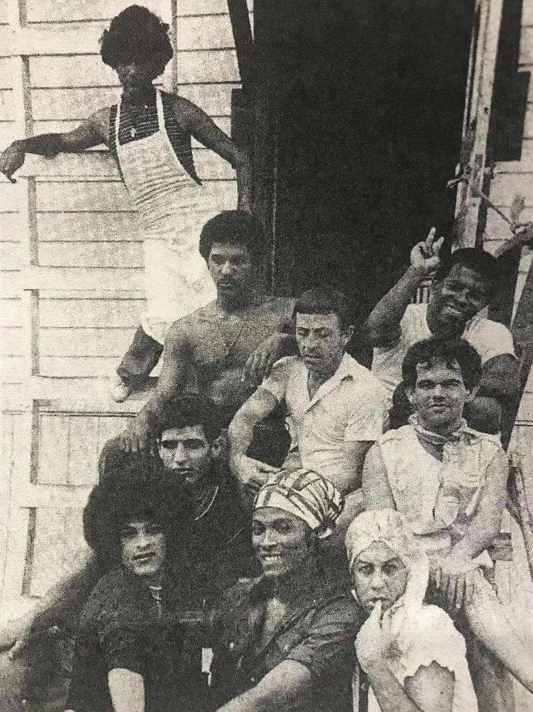 LGBT Cuban refugees