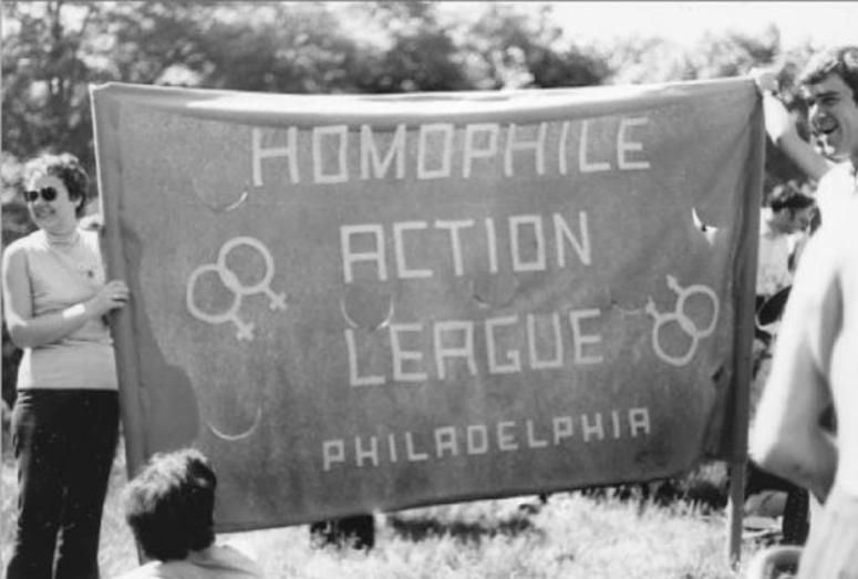Homophile Action League