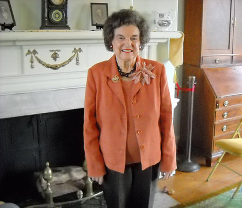 Alma Jacobs chairman of the board for the Women for Greater Philadelphia
