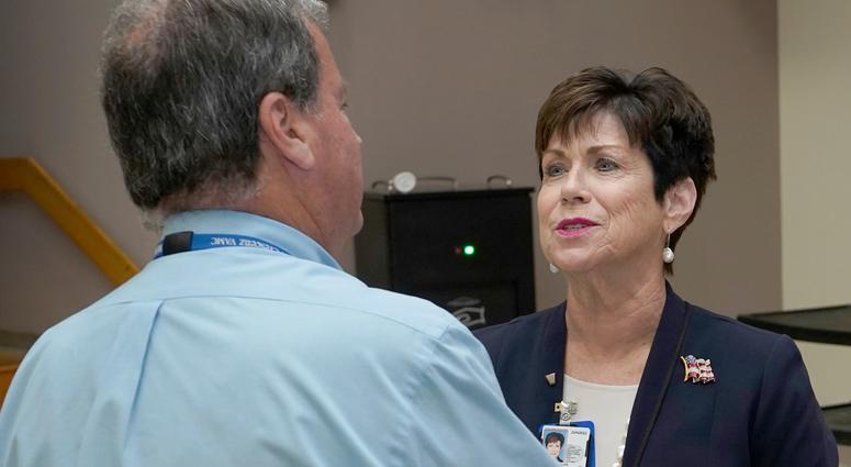Philadelphia VA Medical Center offers lifeline to staff