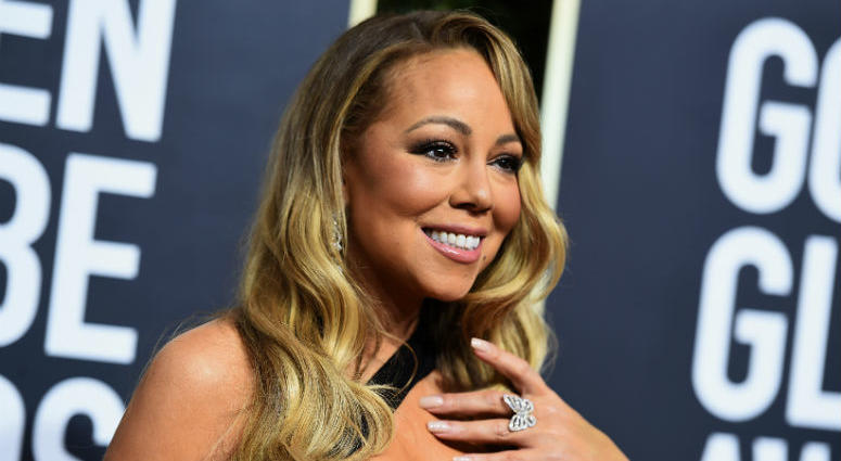 Mariah Carey (AP)