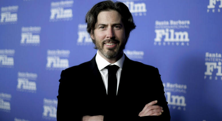 FILE - In this Monday, Nov. 19, 2018 file photo, Jason Reitman attends the 2018 Kirk Douglas Award for Excellence in Film Honoring Hugh Jackman at the Ritz-Carlton Bacara in Goleta, Calif.