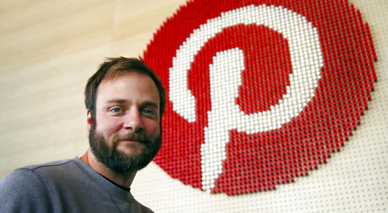 Evan Sharp, Pinterest co-founder and chief product officer