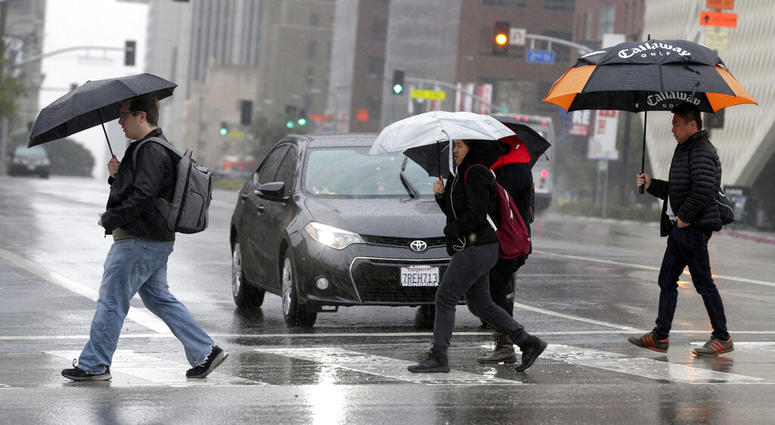 According to a study released in April 2019 in the Bulletin of the American Meteorological Society, even light rain significantly increases the risk of a fatal car crash.
