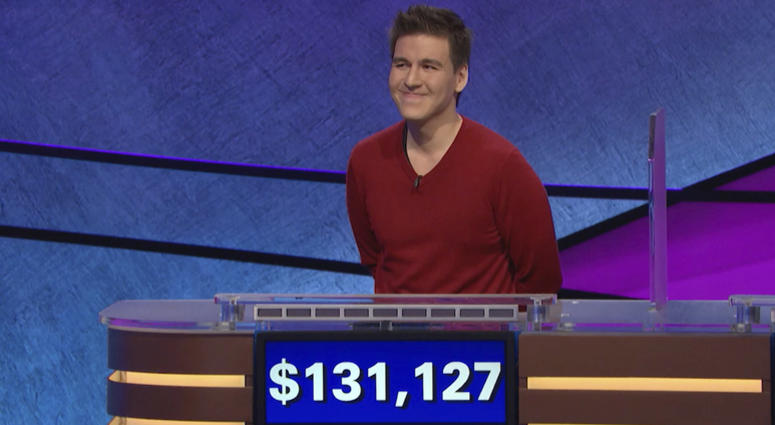 "James Holzhauer on ""Jeopardy!"""