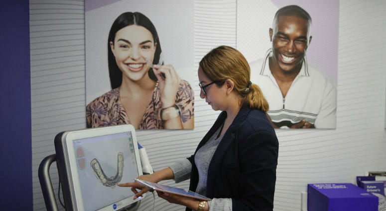 CVS Health is venturing into dental care with plans to offer the relatively new teeth-straightening service.