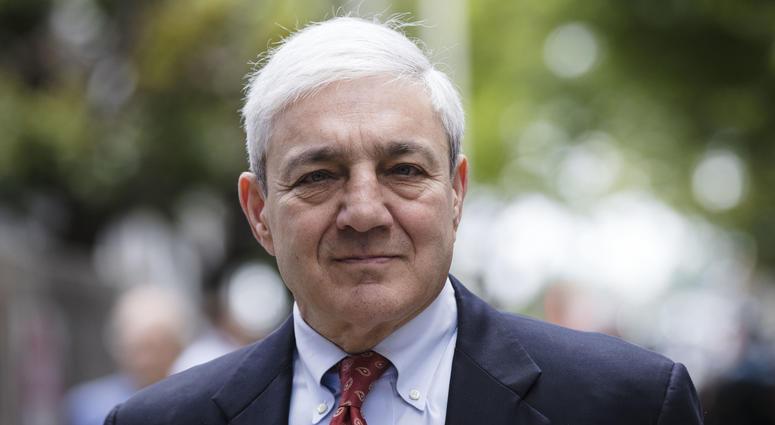 Former Penn State President Graham Spanier