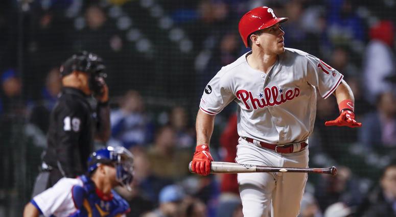 Philadelphia Phillies' J.T. Realmuto