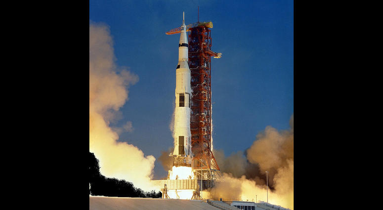 Apollo 11 mission timeline: To the moon and back again   KYW