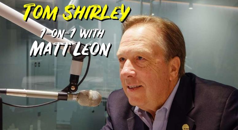 Tom Shirley.