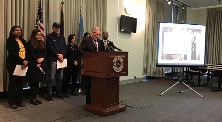 A new probation and parole policy in Philadelphia limits the time officers will supervise ex-offenders after they leave prison.