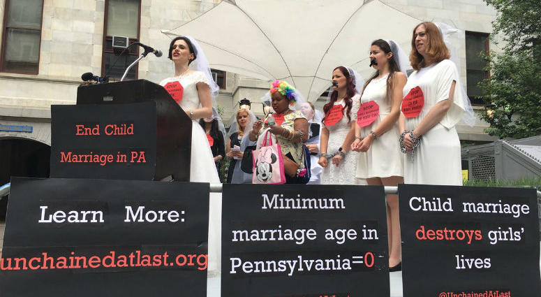 Child Marriage Rally