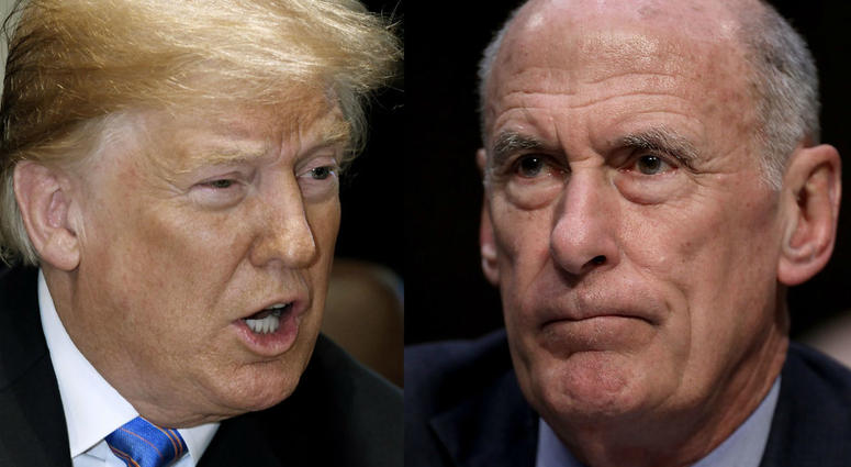 """The Worldwide Threat Assessment, released by Director of National Intelligence Dan Coats Tuesday, also states that with the recent loss of territory, """"ISIS will seek to exploit Sunni grievances, societal instability, and stretched security forces."""""""