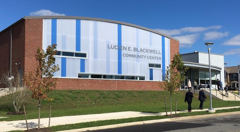 Lucien Blackwell Community Center