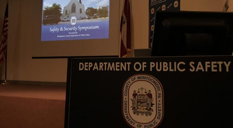 In the wake of the Pittsburgh synagogue shooting, Montgomery County officials host a discussion for religious leaders dealing with prevention and safety, but also with the possible aftermath of a major event.