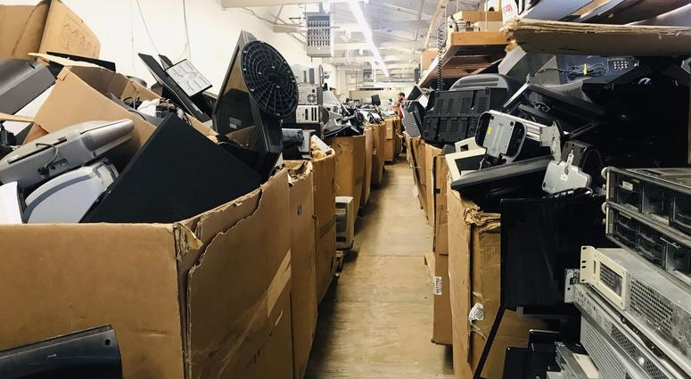 From cellphones and tablets to used laptops and printers, PAR-Recycle Works will take it off your hands and recycle it.