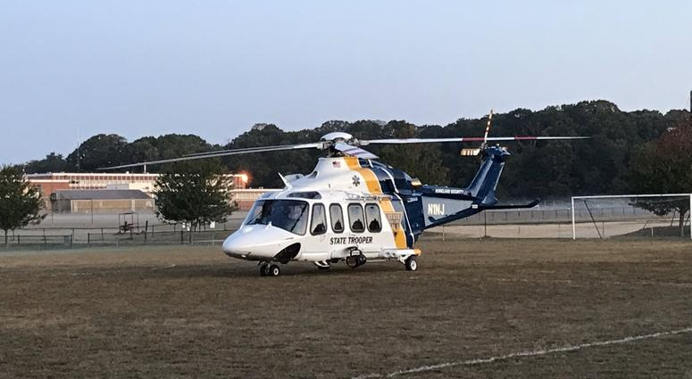 State Police have their chopper standing by. An official says law enforcement will be going all throughout Bridgeton today searching for Dulce Alavez.