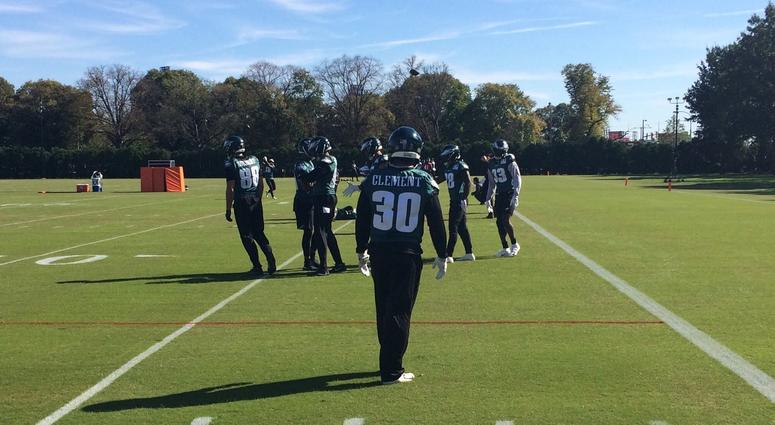 Eagles preparing for high-powered Carolina offense