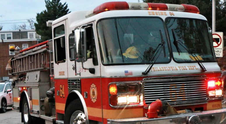 Philadelphia Fire Department Kicks Off Fire Prevention Week