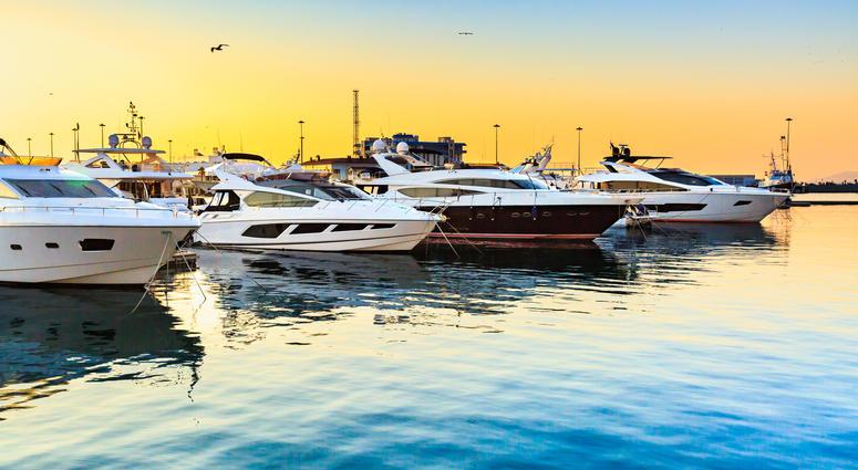 AC In Water Boat - Getty