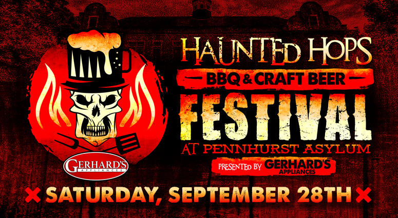 Haunted Hops BBQ and Craft Beer Fest Gerhard's