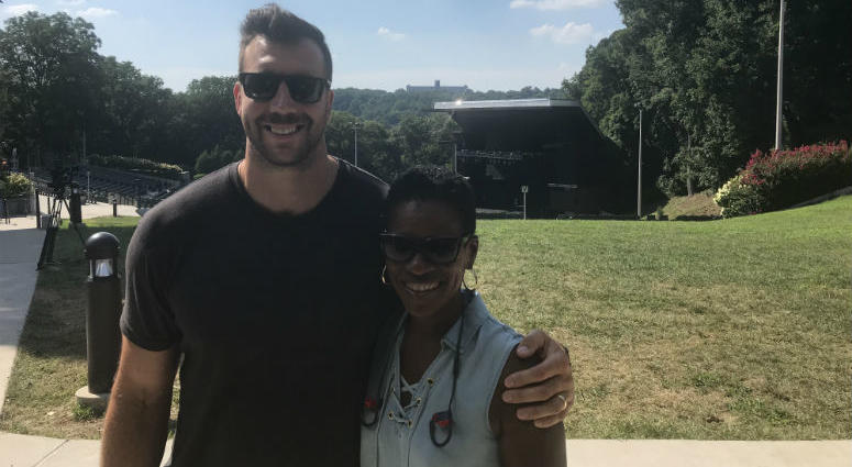 Connor Barwins Foundation Teaming Up With Dell Music Center