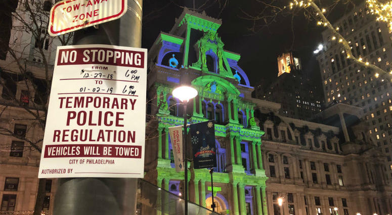 But before the New Year's Day tradition returns, there will be some road closures and parking restrictions throughout the city.