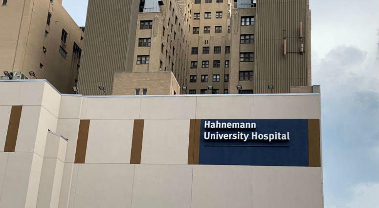 Judge halts Philadelphia hospital closure