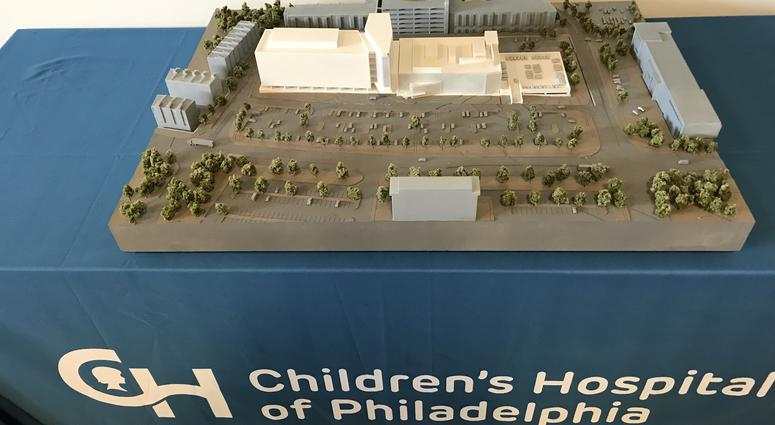 CHOP announces inpatient hospital expansion at King of
