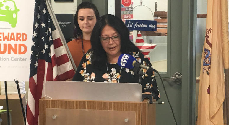 On this Memorial Day weekend, a South Jersey woman is making a $10,000 donation to a local animal shelter. In return, they're honoring the woman's mother, an animal lover herself who died at the Pentagon during the 9/11 attacks in 2001.