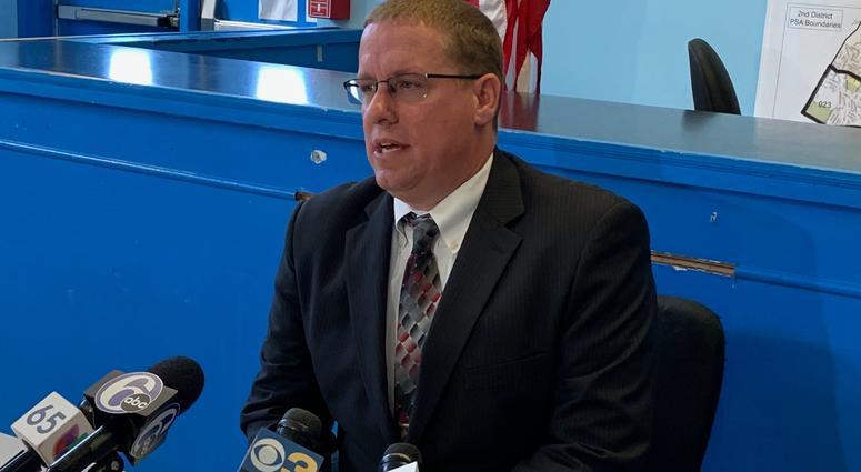 Lt. Dennis Rosenbaum of Northeast Detectives.