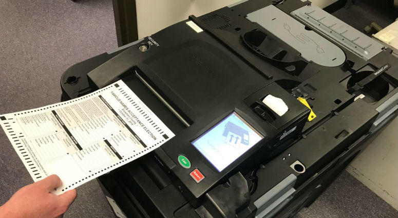 When voters in Montgomery County head to the polls for next Tuesday's primary election, they'll cast their ballots on a new voting system.