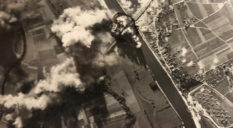 Bridge bombing