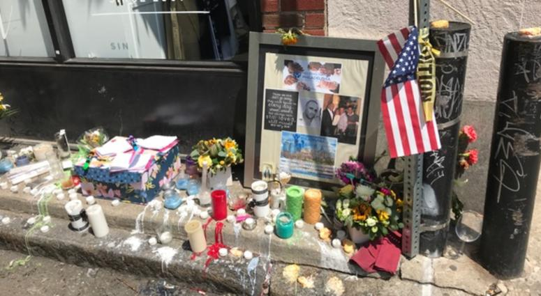 Community members remember Sean Schellenger, a prominent Philadelphia real estate developer who was stabbed to death last week near Rittenhouse Squar