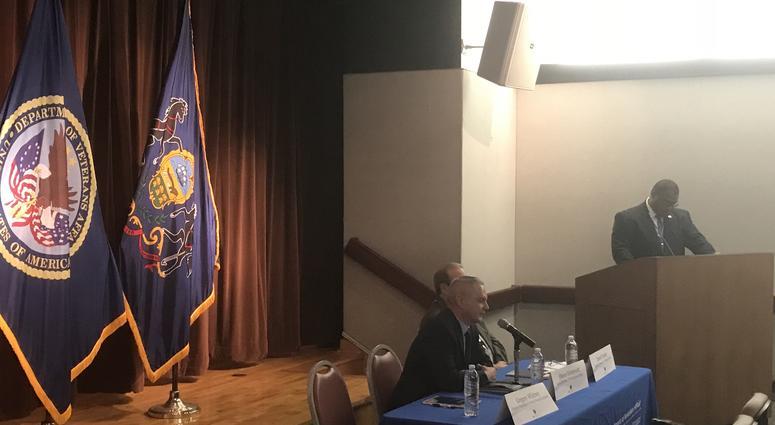 Veterans Affairs in Philadelphia works to make sure the region's veterans are well taken of.