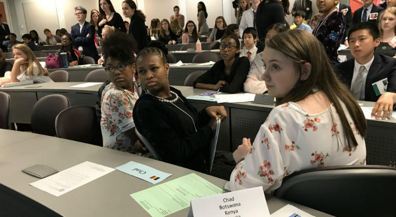 Student Diplomat Program