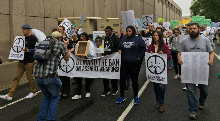 Anti-Gun Activists