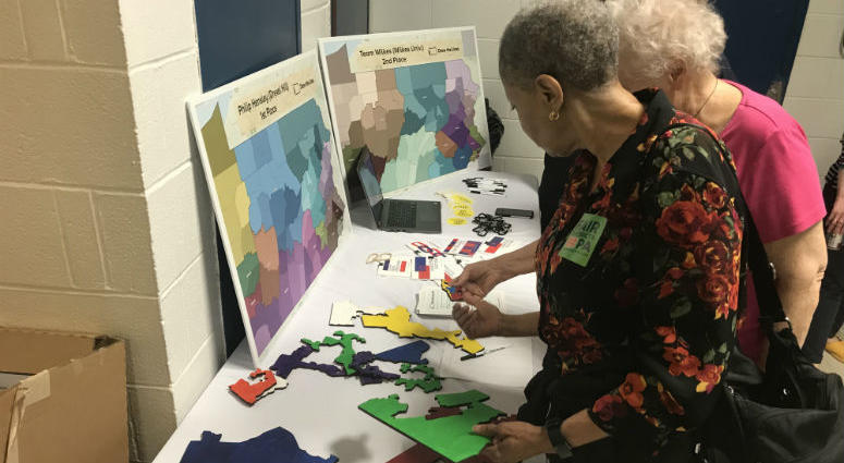 Gov. Tom Wolf recently put together a commission to see how to handle it moving forward, and they are currently getting feedback from folks about redistricting practices they would like to see put in place.
