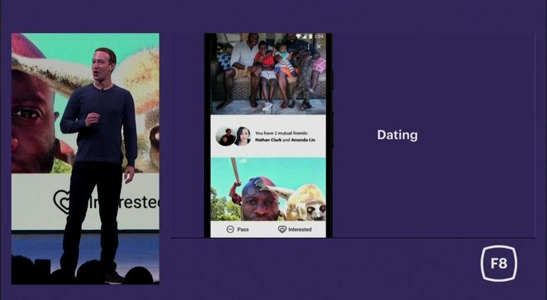 Facebook wants to help people find love on its platform.