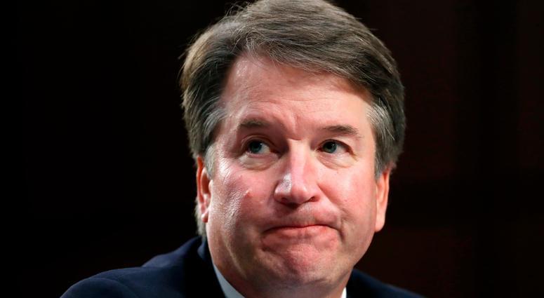 Brett Kavanaugh says to Fox News: I'm 'not going anywhere'